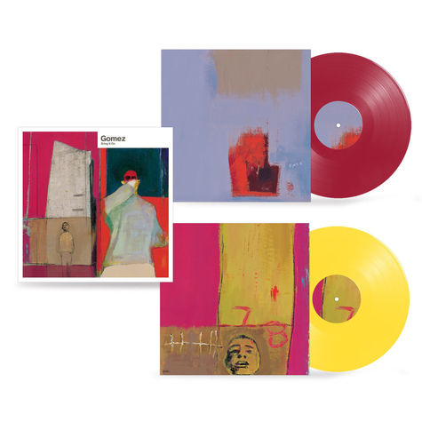 Gomez: Bring It On: Exclusive Red & Yellow Vinyl