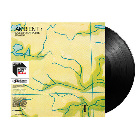 Brian Eno: Ambient 1: Music For Airports (2LP Half-Speed)