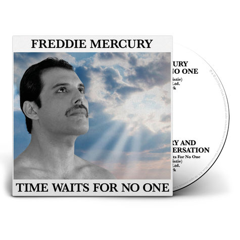 Freddie Mercury: Time Waits For No One
