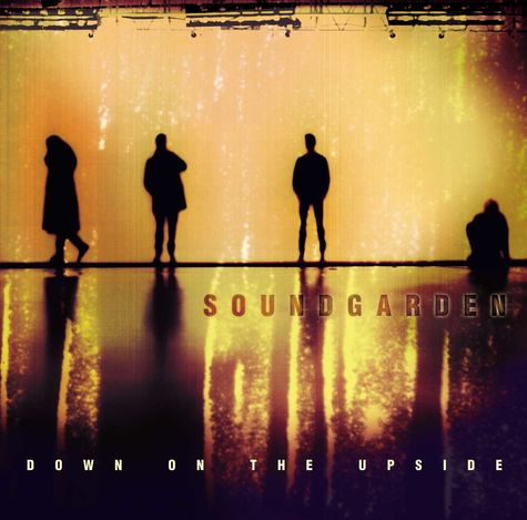 Soundgarden: Down on the Upside (CD)