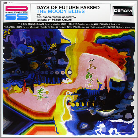 The Moody Blues: Days Of Future Passed Live (2CD)