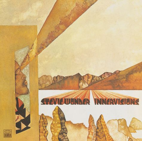 Stevie Wonder: INNERVISIONS (REMASTERED)