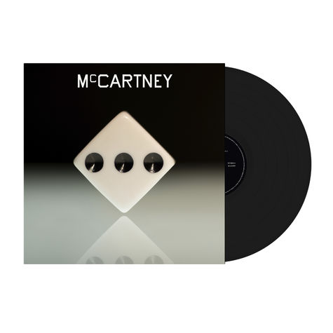 Paul McCartney: McCartney III (180G Black)
