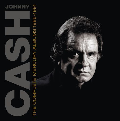 Johnny Cash: The Complete Mercury Albums 1986-1991 (7CD)
