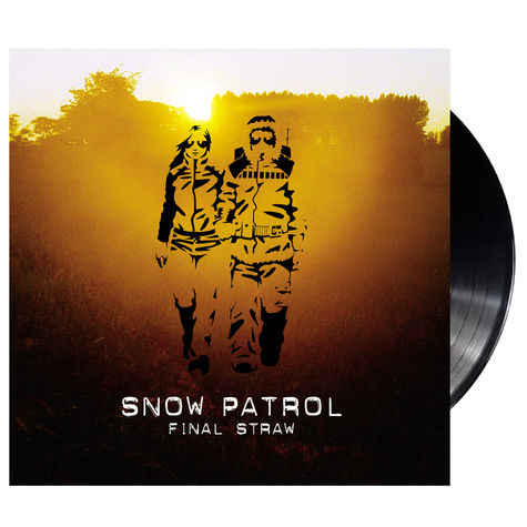 Snow Patrol: Final Straw (LP)