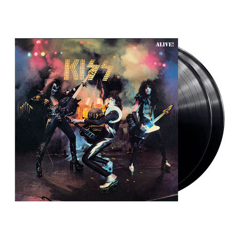 Kiss: Alive (2LP)