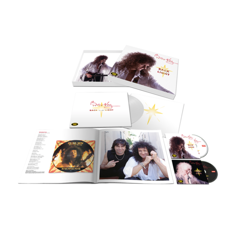 Brian May: Back To The Light (2021 Mix) (1LP +2CD Ltd Edition Box)