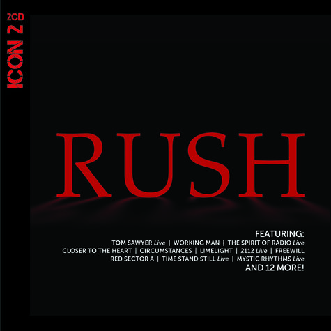 Rush: Icon (2CD)