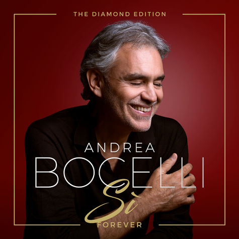 Andrea Bocelli: Si (Diamond Edition)
