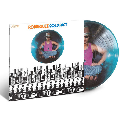 Rodriguez: Cold Fact (Picture Disc) (LP)