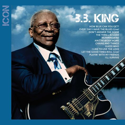 B.B. King: Icon (CD)