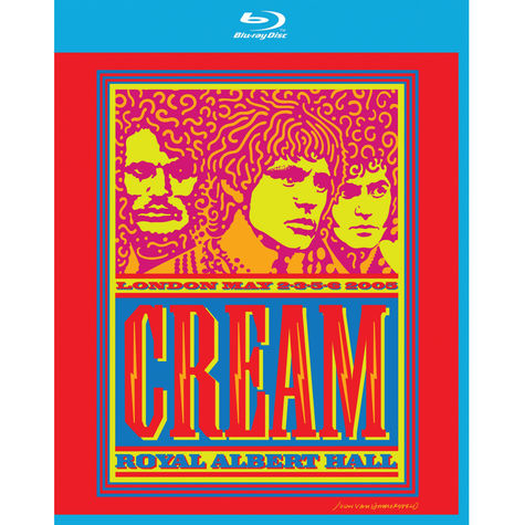 Cream: LIVE AT ROYAL ALBERT (BR)