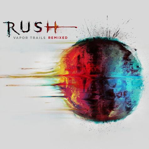 Rush: Vapor Trails Remixed