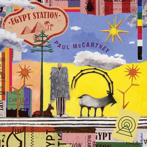 Paul McCartney: Egypt Station (Deluxe 2LP)