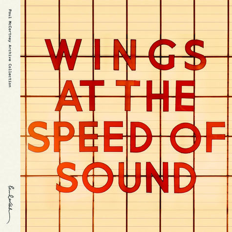 Paul McCartney and Wings: Wings At The Speed Of Sound (Deluxe Collector's Edition)