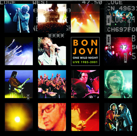 Bon Jovi: One Wild Night: Live 1985 - 2001