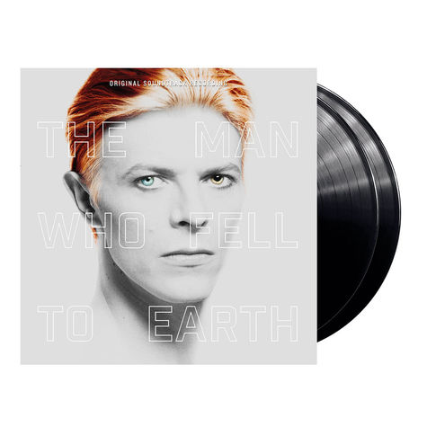 Various Artists: The Man Who Fell To Earth (2LP)