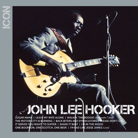 John Lee Hooker: Icon (CD)