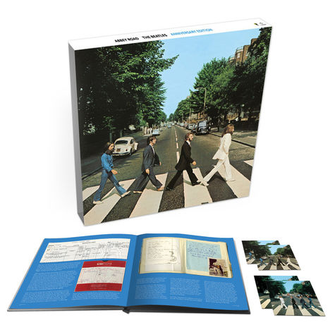 The Beatles: Abbey Road (Super Deluxe Edition 4 CD)