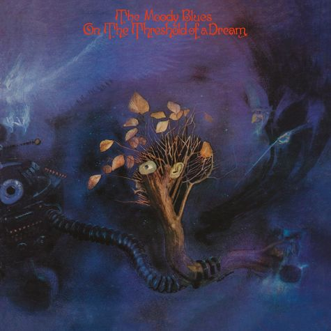 The Moody Blues: On The Threshold Of A Dream (LP)