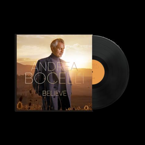 Andrea Bocelli: Believe (LP)