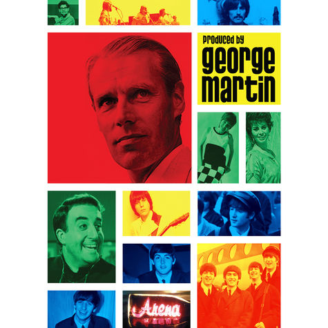 George Martin: Produced by George Martin (DVD)