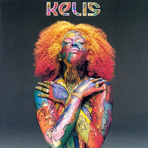 Kelis: Kaleidoscope (Orange Translucent) (2LP)