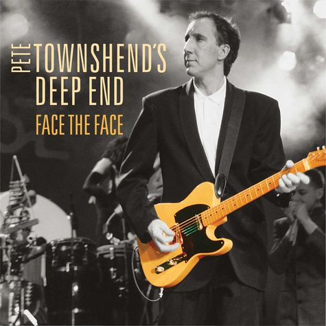 Pete Townshend: Deep End / Face The Face (DVD + CD)