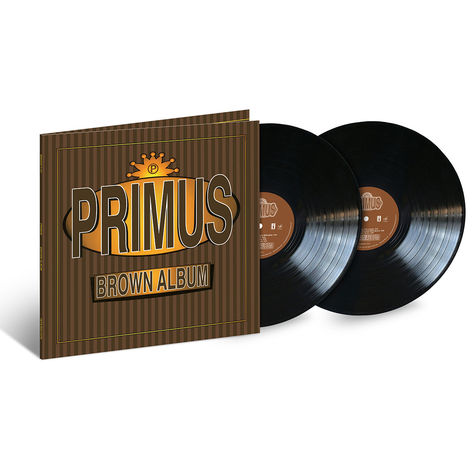 Primus : Brown Album (2LP)