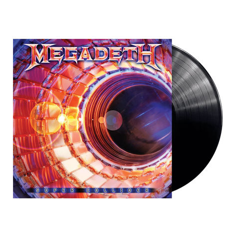 Megadeth: Super Collider