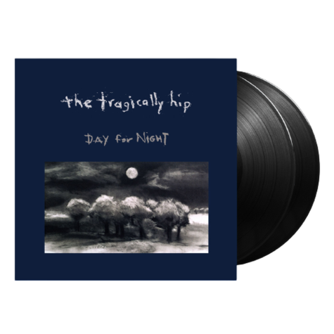 The Tragically Hip: Day For Night (2LP)