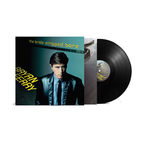 Bryan Ferry: The Bride Stripped Bare (LP)