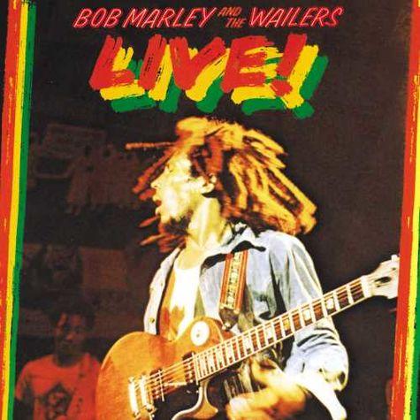 Bob Marley: Live! (LP)