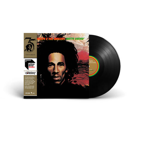 Bob Marley and The Wailers: Natty Dread (Half-Speed Mastered LP)