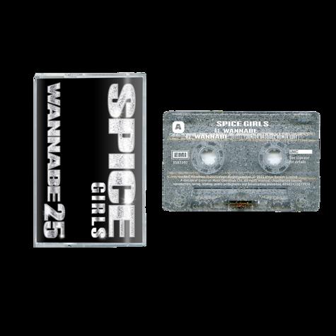 Spice Girls: Wannabe (25th Anniv) (4-Song Cassette Single)