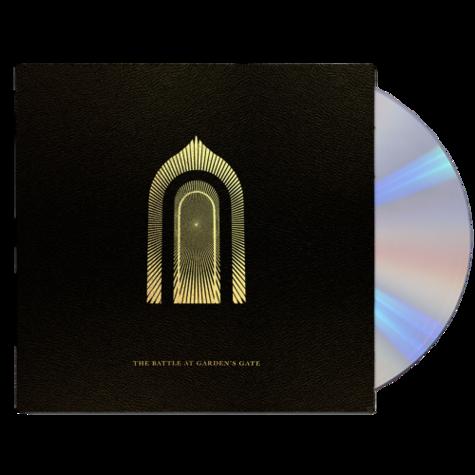 Greta Van Fleet : THE BATTLE AT GARDEN'S GATE CD