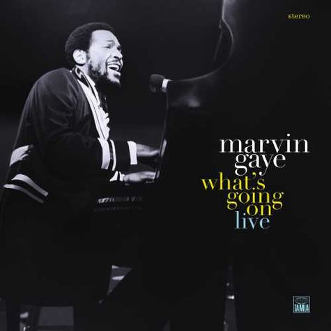 Marvin Gaye: What's Goin On Live (2LP)