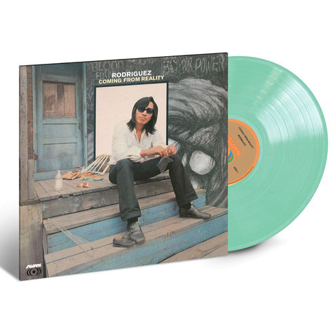 Rodriguez: Coming In From Reality (Exclusive Coke Bottle Clear Vinyl)