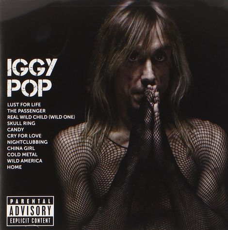 Iggy Pop: Icon (CD)