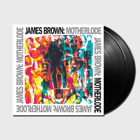 James Brown: Motherlode (2LP)