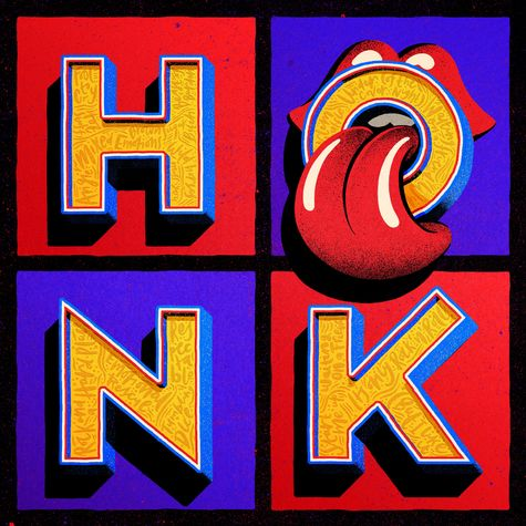 The Rolling Stones: Honk (CD)