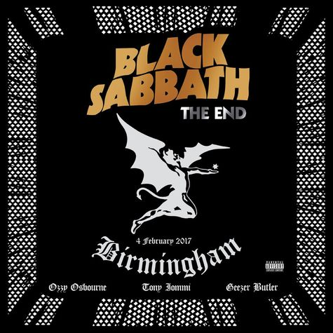 Black Sabbath: The End (Blu-Ray + CD)