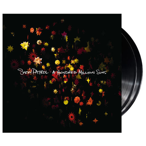 Snow Patrol: A Hundred Million Suns (2LP)
