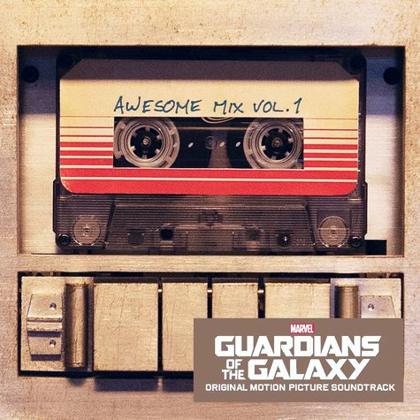 Soundtrack: Guardians Of The Galaxy V1 Soundtrack