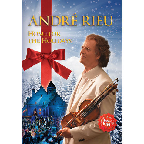 André Rieu: Home For The Holidays (DVD)