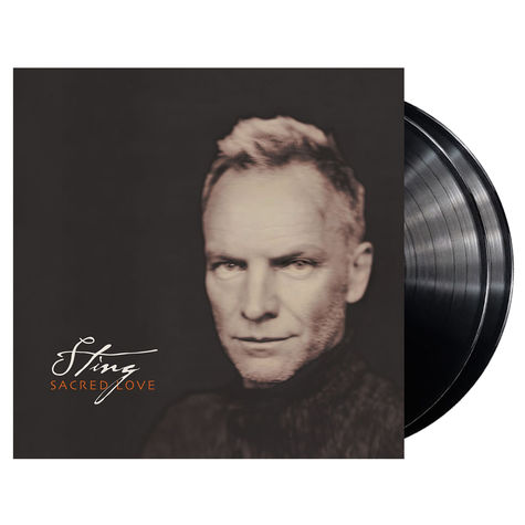 Sting: Sacred Love (2LP)