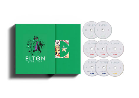Elton John: Jewel Box (Super Deluxe 8CD)