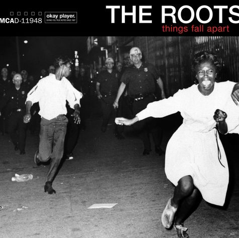 The Roots: Things Fall Apart (3LP Collector's Edition Colored Vinyl)