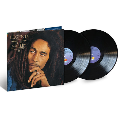 Bob Marley: Legend (Original Version) (2LP)