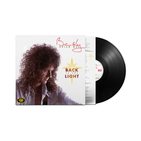 Brian May: Back To The Light (2021 Mix) (LP)